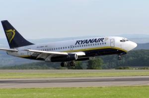 Ryanair Boeing 737-200, Registration EI-CNV
