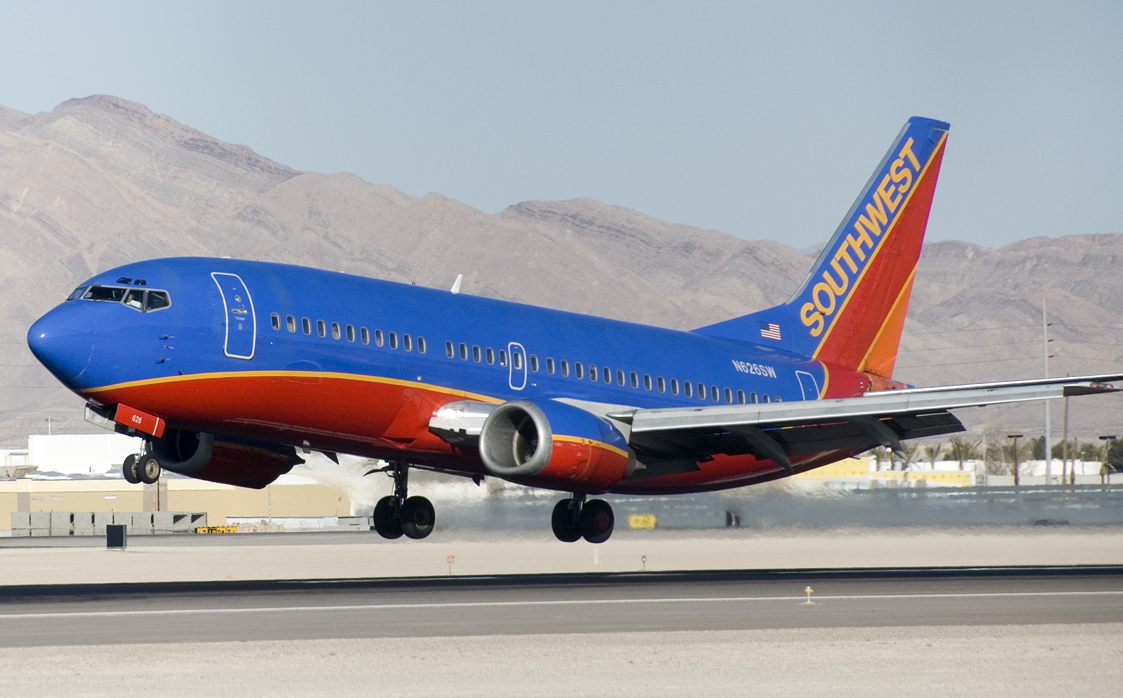 Southwest Airlines Boeing 737-300 Registration N626SW